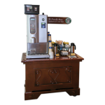 Mobile Coffee Cabinet
